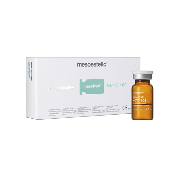 MESOESTETIC Mesohyal NCTC 109 5 x 5 ml