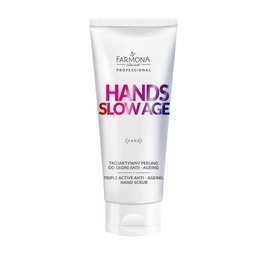 Farmona Hands Slow Age Trójaktywny peeling do dłoni anti - ageing 200 ml