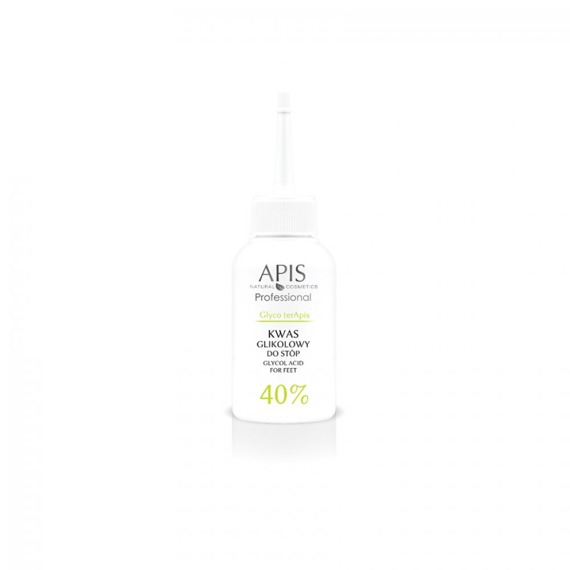 APIS Glyco terApis Kwas glikolowy do stóp 40% 60 ml