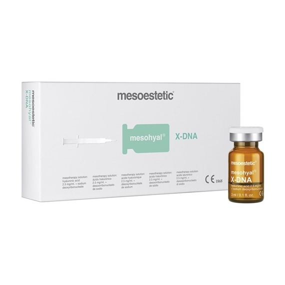MESOESTETIC Mesohyal X-DNA 5 x 3 ml
