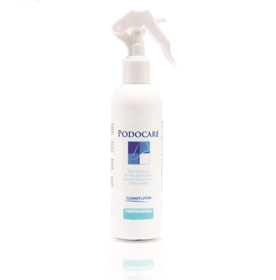 PODOCARE Cleaner Lotion Płyn do dezynfekcji stóp i dłoni 200 ml